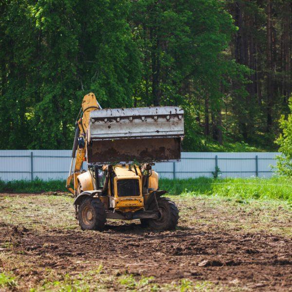Vyrovnanie pozemku do roviny Bratislava Zemné-Výškové