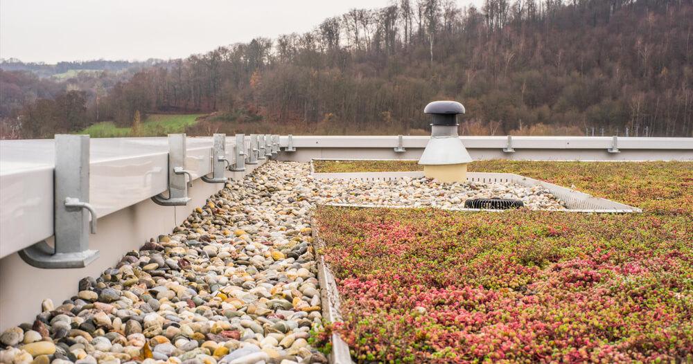 Plochá strecha odvodnenie Bratislava Zemné-Výškové